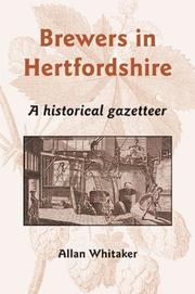 Cover of: Brewers in Hertfordshire