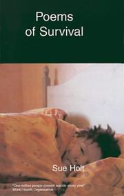 Cover of: Poems of Survival