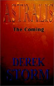 Cover of: Astralis - The Coming | Derek Storm
