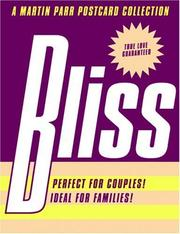 Cover of: Bliss