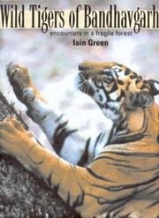 Cover of: Wild Tigers of Bandhavgarh