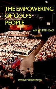 Cover of: The Empowering Of God's people