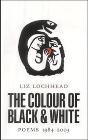 Cover of: The colour of black & white