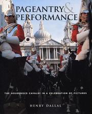 Cover of: Pageantry & Performance