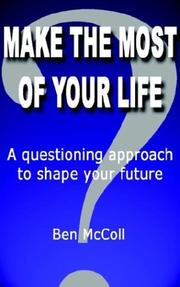 Cover of: Make the Most of Your Life