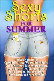 Cover of: Sexy Shorts for Summer (S.S. Charity S.)