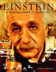 Cover of: EINSTEIN