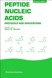 Cover of: Peptide Nucleic Acids