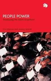 Cover of: People Power | Kim Warren