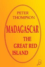 Cover of: Madagascar
