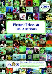 Cover of: An Illustrated Survey of Picture Prices at Uk Auctions