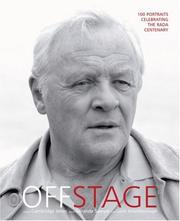 Cover of: Off Stage