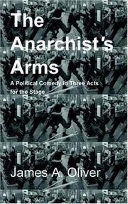 Cover of: The Anarchist