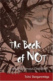 Cover of: The Book of Not