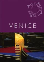 Cover of: Venice (The Purple Guide series) | Hope Caton