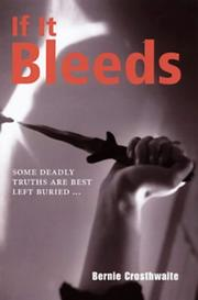 Cover of: If It Bleeds