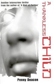 Cover of: A thankless child