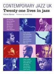 Cover of: Contemporary Jazz UK