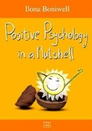 Cover of: Positive Psychology in a Nutshell