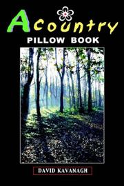 Cover of: A Country Pillow Book