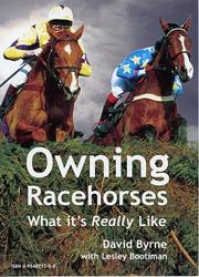 Cover of: Owning Racehorses
