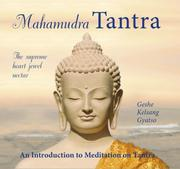 Cover of: Mahamudra Tantra