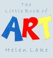Cover of: The Little Book of Art | Helen Lake