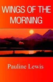 Cover of: Wings of the Morning
