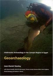 Cover of: Geoarchaeology