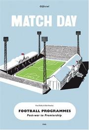 Cover of: Match Day | Bob Stanley