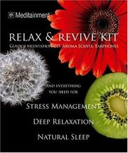 Cover of: Relax & Revive Kit