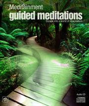 Cover of: Guided Meditations (Meditainment Audio CD)