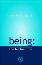 Cover of: Being