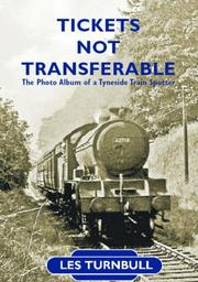 Cover of: Tickets Not Transferable
