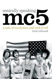 "Cover of: ""MC5"", Sonically Speaking"