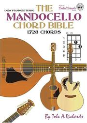 Cover of: The Mandocello Chord Bible (Fretted Friends)