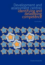 Cover of: Development and Assessment Centres