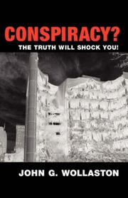 Cover of: CONSPIRACY?