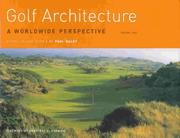Cover of: Golf Architecture