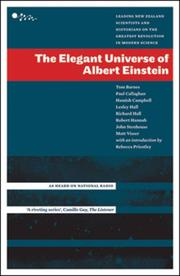 Cover of: The Elegant Universe of Albert Einstein (Awa Science series)