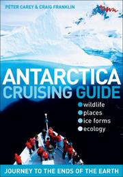 Cover of: Antarctica Cruising Guide