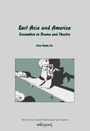 Cover of: East Asia and America