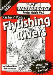 Cover of: Waterproof Flyfishing Rivers