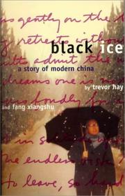 Cover of: Black ice | Trevor Hay