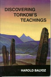 Cover of: Discovering Torkom's Teachings
