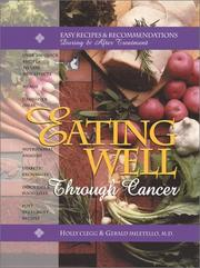 Cover of: Eating well through cancer