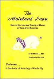 Cover of: The Mainland Luau
