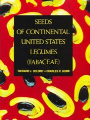 Cover of: Seeds of continental United States legumes (Fabaceae)