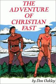 Cover of: The adventure of Christian Fast