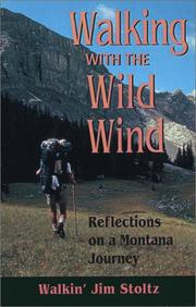 Cover of: Walking with the wild wind